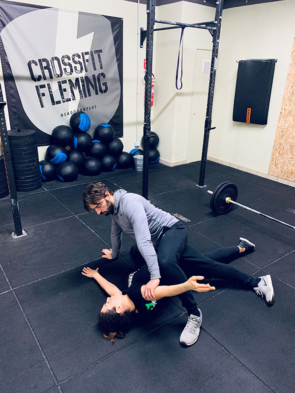 Personal Trainer Roma Nord – Crossfit Fleming
